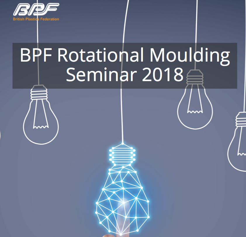 Lysis Technologies at BPF Rotational Moulding seminar 2018